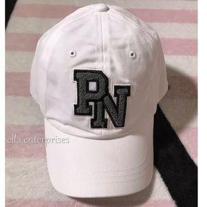 VS Pink White Gray Black PINK Nation Baseball Hat